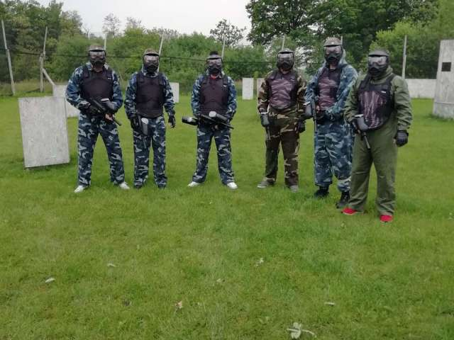 paintball ekipa