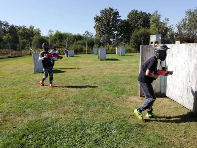 Paintball za djecu